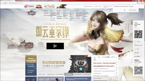 how to create a revelation online account on the chinese servers