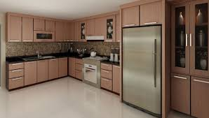 modern kitchen cabinet with island design homes abc latest