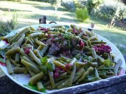 cuisiner foie de volaille foie de volaille salade fraicheur du jardin recette iterroir