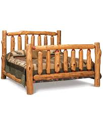 sofa king direct log extra high bed amish direct furniture