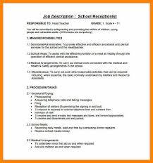 Medical Front Desk Resume Sample Front Desk Resume Examples Hotel Front Desk Resume Pertaining To