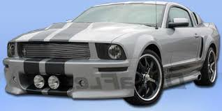mustang eleanor parts 05 09 mustang eleanor 1 4pc kit front rear
