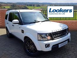 white land rover discovery land rover discovery sdv6 graphite white 2016 03 31 in