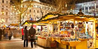 5 of the most magical markets in europe