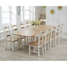 marks and spencer kitchen furniture petal painted oak furniture large extending dining table 270cm