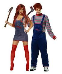 his and hers costumes howl costume ideas scary chucky