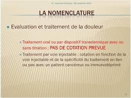 cotation perfusion sur chambre implantable les soins de support et la nomenclature ide pdf