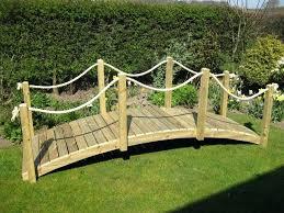 backyard bridges wooden garden bridge wooden garden bridges backyard wooden bridge