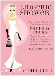 Lingerie For A Bride Bridal Lingerie Shower Invitations Kawaiitheo Com