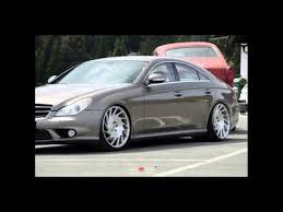nyjah huston mercedes cls 63 amg vossen wheels vle 1 tuning mercedes cls