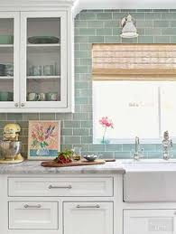 green kitchen backsplash tile seafoam green subway tile backsplash kitchen with white cabinets