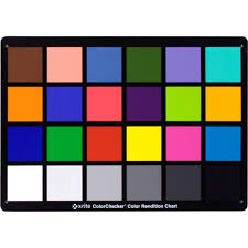x rite colorchecker classic card msccc b u0026h photo video