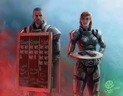 Funny Mass Effect Memes - image 597516 mass effect 3 endings reception know your meme