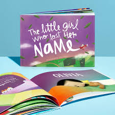 personalised books for babies and children notonthehighstreet com