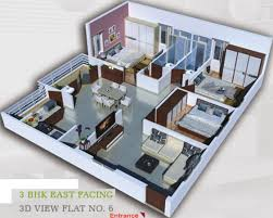 1478 sq ft 3 bhk 2t apartment for sale in gamut creative abode