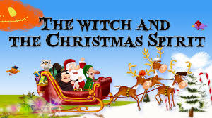 spirit halloween 1983 the witch and the christmas spirit app trailer youtube