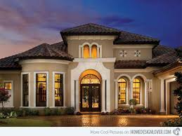 Mediterranean Houses Pictures One Story Mediterranean House Plans Home Decorationing