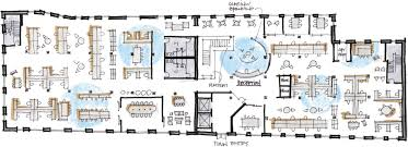 open space floor plans design features and effective work workplace research
