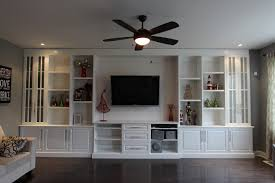 Living Room Cabinets Built In by Wall Units Amusing Custom Built Entertainment Wall Units Built In