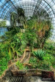 Botanical Garden Okc Bridge Tropical Conservatory Oklahoma City
