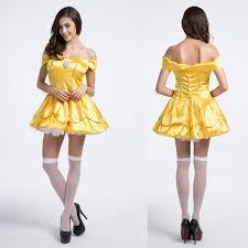 Beast Halloween Costumes Buy Belle Princess Belle Costume Beauty Beast