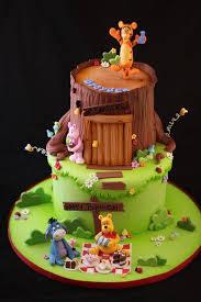winnie the pooh cakes 25 kids birthday cakes