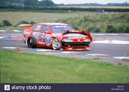 cars nissan 1998 thruxton british touring cars nissan primera m neal stock