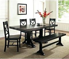 dining room table and chair sets 4 chair dining set dining table chair set attractive black dining