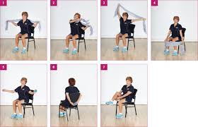 Armchair Aerobics Exercises Take A Seat U2026 And Workout