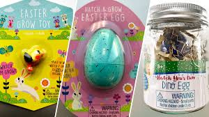 target recalls water absorbing easter eggs toys sold nationwide