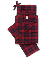 brothers buffalo windowpane flannel pajamas in for