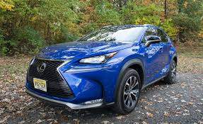lexus truck nx 2017 lexus nx in depth model review car and driver