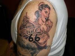 route 66 u2013 tattoo picture at checkoutmyink com
