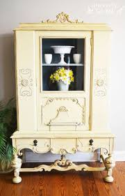 Furniture Ideas by Best 20 Yellow Painted Furniture Ideas On Pinterest Yellow