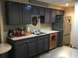 best paint finish for kitchen cabinets how to paint kitchen cabinets using 3 different finishes in