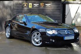 600 mercedes for sale used 2007 mercedes sl sl 600 for sale in hook pistonheads