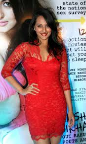 4 hair styling and dressing sense of sonakshi sinha 1