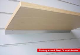 slatwall shelves and brackets