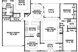33 country house plans one story inspiring one story country