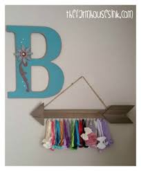 baby headband holder easy diy newborn headband holder