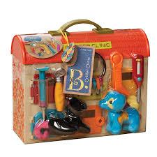 amazon com b critter clinic toy vet play set toys u0026 games