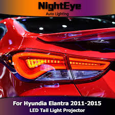 2010 hyundai elantra tail light assembly nighteye hyundai elantra tail lights korea design new elantra md tail