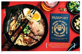 inter cuisines food portfolio