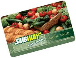 fast food gift cards checking your subway gift card balance now is easy