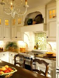 kitchen decorating idea wall decor stunning white french country kitchen decorating