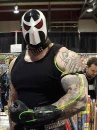 bane costume how to do bane costume cerca con poison