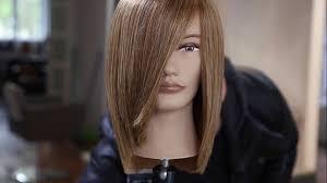 90 degree triangle haircut seamless layered haircut tutorial classic 90 degree haircut with
