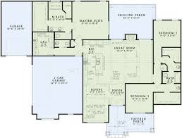 Foyer Plans House Plan 82179 At Familyhomeplans Com