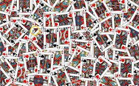 clipart of a retro vintage black and white jack the giant killer 4 can you find the one eyed jack in this deck of cards daily mail