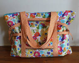Anna Maria Horner Home Decor Fabric Purse Palooza Pattern Review Anna Maria Horner Art Student